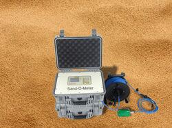 SAND MEASUREMENT METER from Ace Centro Enterprises Abu Dhabi, UNITED ARAB EMIRATES