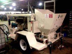DRY SHOTCRETE MACHINE from Ace Centro Enterprises Abu Dhabi, UNITED ARAB EMIRATES