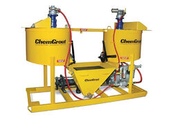 NON SHRINK GROUT PUMP FOR RENT from Ace Centro Enterprises Abu Dhabi, UNITED ARAB EMIRATES