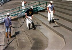 SAND AND CEMENT FLOOR SCREED from Ace Centro Enterprises Abu Dhabi, UNITED ARAB EMIRATES