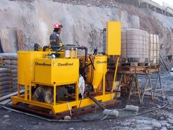 GROUTING MIXER AND PUMPS IN THE ARABIAN GULF from Ace Centro Enterprises Abu Dhabi, UNITED ARAB EMIRATES