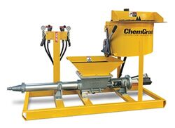 LIME CEMENT GROUT PUMP IN ABU DHABI from Ace Centro Enterprises Abu Dhabi, UNITED ARAB EMIRATES