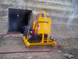 GROUND WATER CONTROL GROUTING EQUIPMENT from Ace Centro Enterprises Abu Dhabi, UNITED ARAB EMIRATES