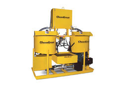 GROUT MIXER WITH DOSING PUMP from Ace Centro Enterprises Abu Dhabi, UNITED ARAB EMIRATES