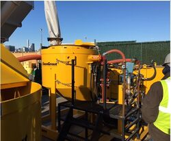 GEOTHERMAL LOOP GROUTING EQUIPMENT from Ace Centro Enterprises Abu Dhabi, UNITED ARAB EMIRATES