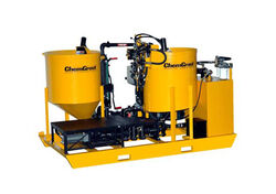 HEAVY DUTY GROUT PUMPS FOR HIRE from Ace Centro Enterprises Abu Dhabi, UNITED ARAB EMIRATES