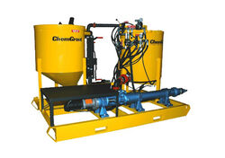 GROUT PUMPS AND COLLOIDAL MIXERS ON HIRE from Ace Centro Enterprises Abu Dhabi, UNITED ARAB EMIRATES
