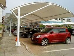 Marketplace for Car park shades suppliers UAE