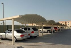 Marketplace for Car park shades contractors UAE