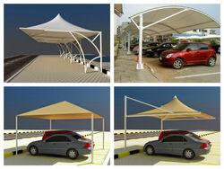Marketplace for Car park shades maintenance UAE
