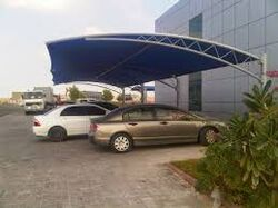 Marketplace for Car park shades installation UAE