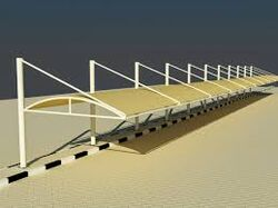 Marketplace for Parking shades constructions UAE