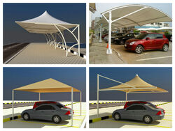 Marketplace for Industrial car parking shades UAE