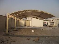Marketplace for Car parking shades for packaging companies UAE