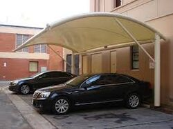 Marketplace for Plastic car parking shades  UAE