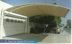 Marketplace for Car parking shades for properties space UAE
