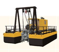 DREDGER WITH STEEL CABLES from Ace Centro Enterprises Abu Dhabi, UNITED ARAB EMIRATES