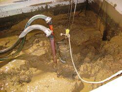 SLUDGE CLEANING MACHINERY from Ace Centro Enterprises Abu Dhabi, UNITED ARAB EMIRATES