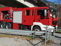 FIRE BRIGADE WITH DREDGE PUMP SYSTEM from Ace Centro Enterprises Abu Dhabi, UNITED ARAB EMIRATES