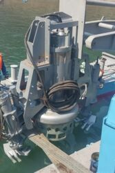 DREDGE PUMP FOR PETROCHEMICAL INDUSTRY from Ace Centro Enterprises Abu Dhabi, UNITED ARAB EMIRATES