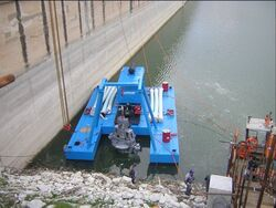 PUMPING STATIONS FOR DREDGING PUMP from Ace Centro Enterprises Abu Dhabi, UNITED ARAB EMIRATES