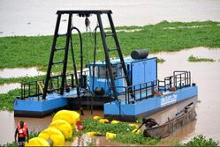 SUBMERSIBLE DREDGING PUMPS FOR DEEP WATERS from Ace Centro Enterprises Abu Dhabi, UNITED ARAB EMIRATES