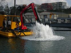 SUPER DUTY DREDGING PUMPS FOR WATER TREATMENT PLAN from Ace Centro Enterprises Abu Dhabi, UNITED ARAB EMIRATES