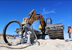 SAND DREDGING PUMPS FOR HIRE from Ace Centro Enterprises Abu Dhabi, UNITED ARAB EMIRATES