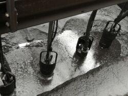 SLUDGE REMOVAL PUMP FOR SEWAGE CLEANING from Ace Centro Enterprises Abu Dhabi, UNITED ARAB EMIRATES