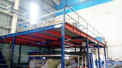 Mezzanine Floors Manufacturers in United Arab Emirates From Car Parking Shades Supplier 0543839003 | Ca