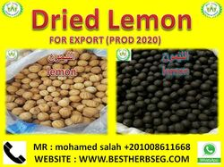 lemons for export production 2020