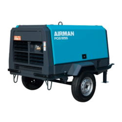 Air compressor for hire