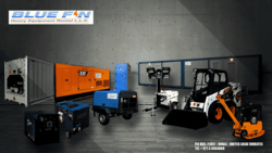 Construction Equipment For Rent in Uae From Blue Fin Heavy Equipment Rental Llc | Bl