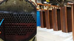 condenser coils and  ... from Amcon Electromechanical Works Llc Dubai, UNITED ARAB EMIRATES
