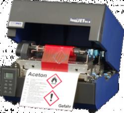 Logijet Tc8 Color Label Printer From Alistech Trading Llc | Al