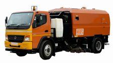 Truck Mounted Road Sweeper From Daitona General Trading Llc  | Da