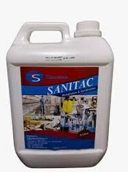 Hs Sanitac Disinfectant Cleaner From Daitona General Trading Llc  | Da