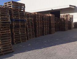 wooden pallets Dubai ... from  Dubai, United Arab Emirates