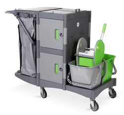 Marketplace for Brix school smart janitorial trolley UAE