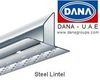 DANA GI Steel Lintel U.A.E/INDIA/LIBYA