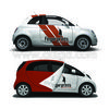 Vehicle Graphics, Car Wrapping, Vehicle Full Wrap