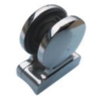 Stainless Steel Circle Glass Clamp