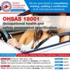 OHSAS 18001 Certification and Consultancy