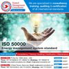 ISO 50000 Certification and Consultancy