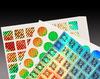 GENERIC HOLOGRAM STICKERS & FOILS