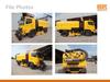Roots Airport Runway Sweeper Machine In UAE