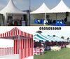 exhibition tents rental 0505055969